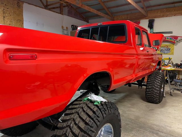 17 Year Old Built His Dream Truck 1978 Ford F250 4.jpg