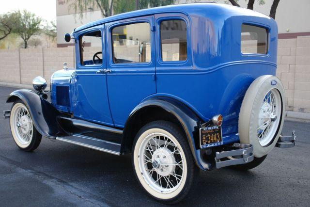 1929 Ford Model A Murray Town Sedan 6.jpg