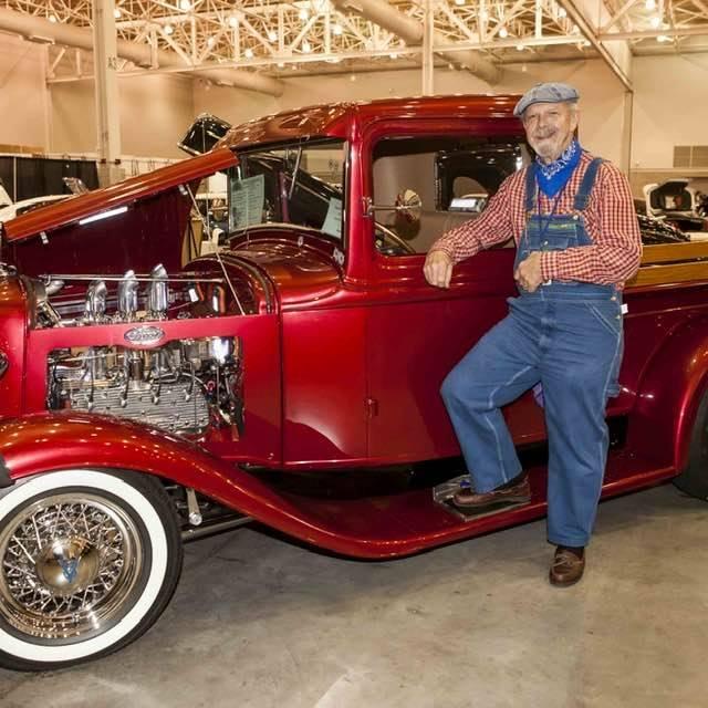 1934 Flathead Engine With Full Race Cam 3 Carbs 7.jpg