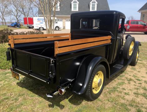 1934 Ford Pickup Stock 85 HP 2.jpg