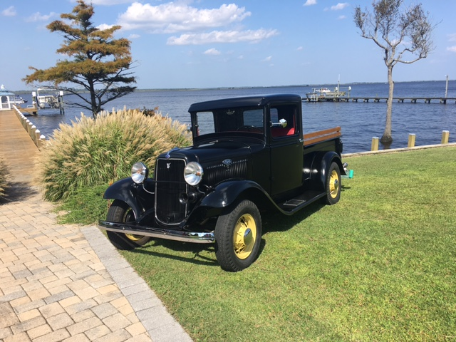1934 Ford Pickup Stock 85 HP 8.JPG