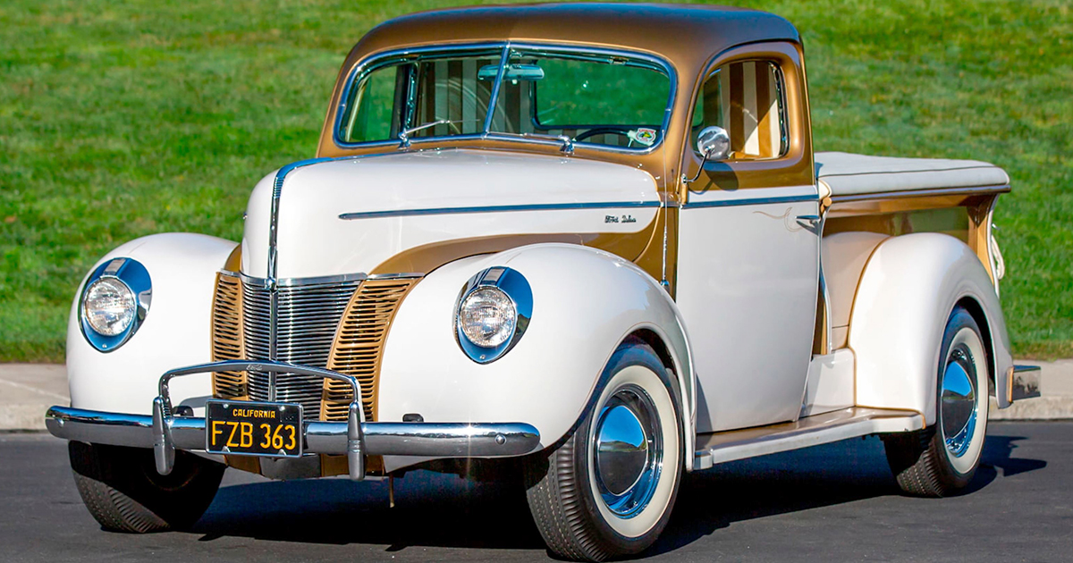 1937 Ford Freighter Pickup Truck Gold Pearl 8.jpg