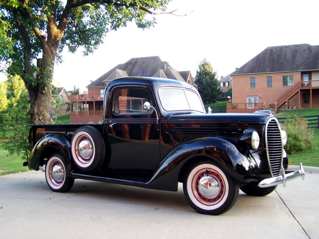 1939 Ford Pickup Truck Flathead V8 And 3 Speed 3.jpg
