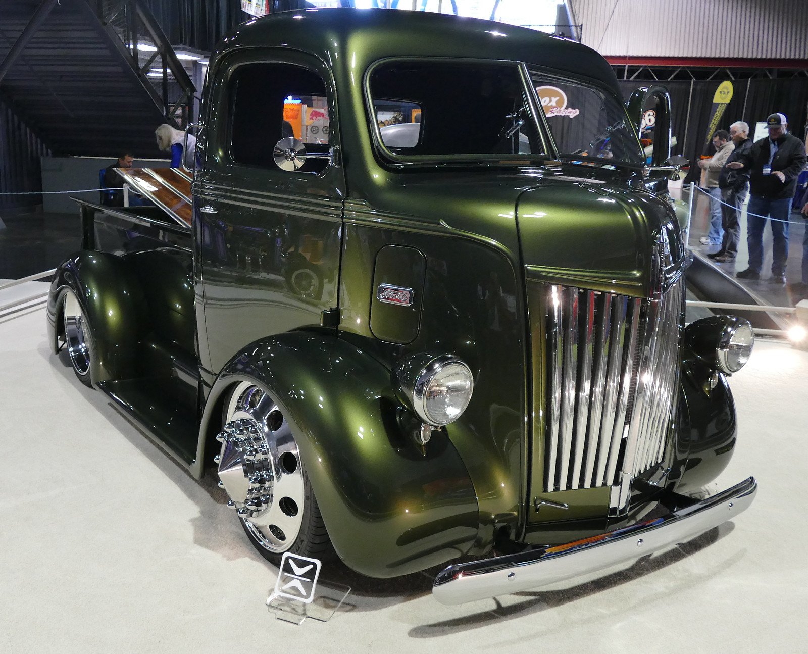 """1947 Ford COE Custom Pickup """"Fiascoe"""" Truck 3.jpg"""
