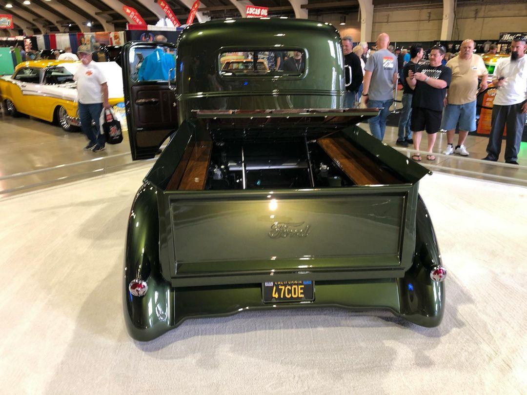 """1947 Ford COE Custom Pickup """"Fiascoe"""" Truck 6.jpg"""