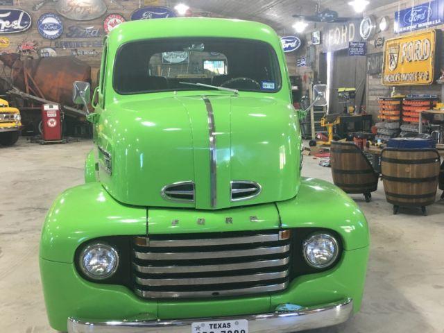 1948 Ford COE Custom Pickup Truck Cabover 4 (2).jpg
