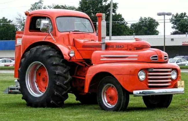 1948 Ford F1 And Case Tractor Modified Into A Rat Rod 3.jpg