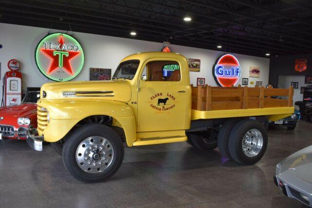 1949 Ford Truck F6 2Ton Dumpbed 4wd Show Truck 2.jpg
