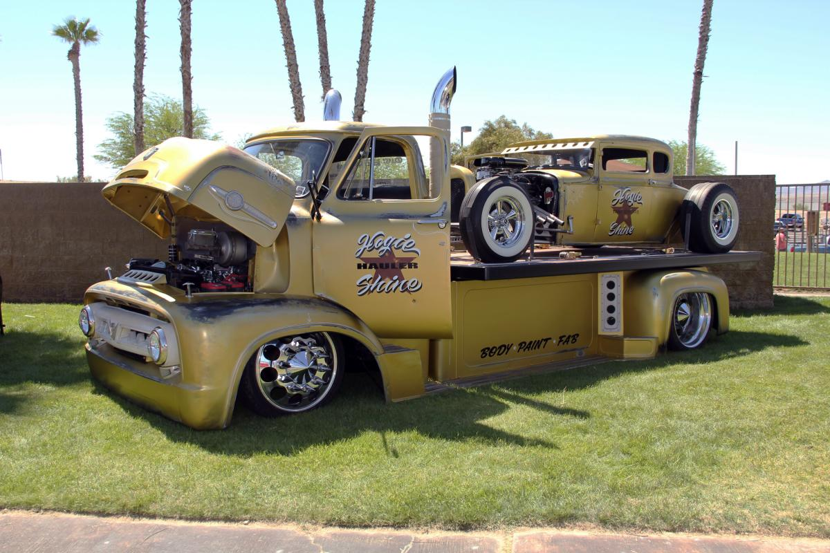 1953 Ford COE & 1930 Model A Coupe Combo 2.jpg