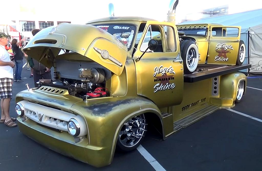 1953 Ford COE & 1930 Model A Coupe Combo 9.jpg