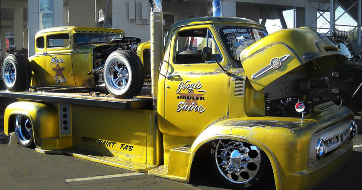 1953 Ford COE & 1930 Model A Coupe Combo.jpg