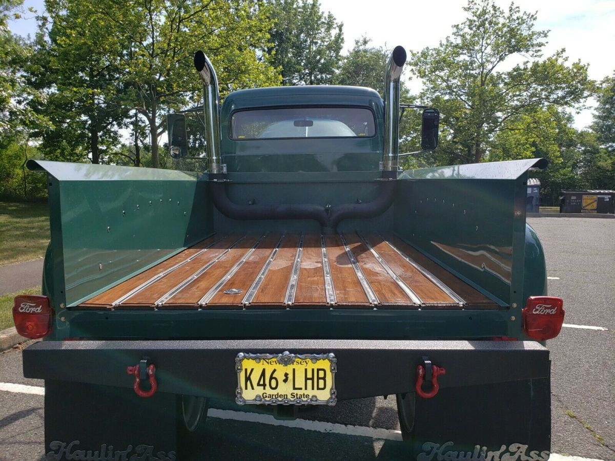 1953 Ford F100 Built On F600 Chassis Diesel 4x4 9.jpg