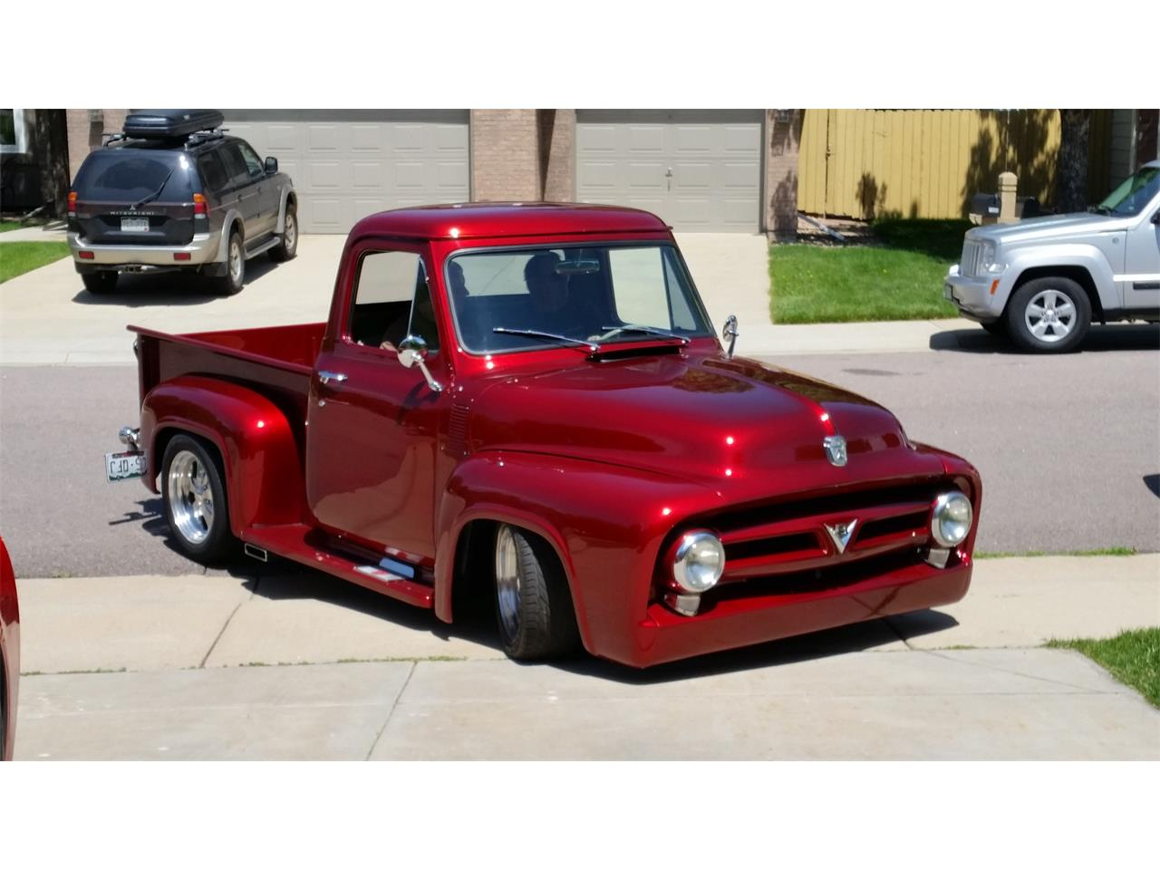 1953 Ford F100 Pickup Candy Apple Red 10.jpg