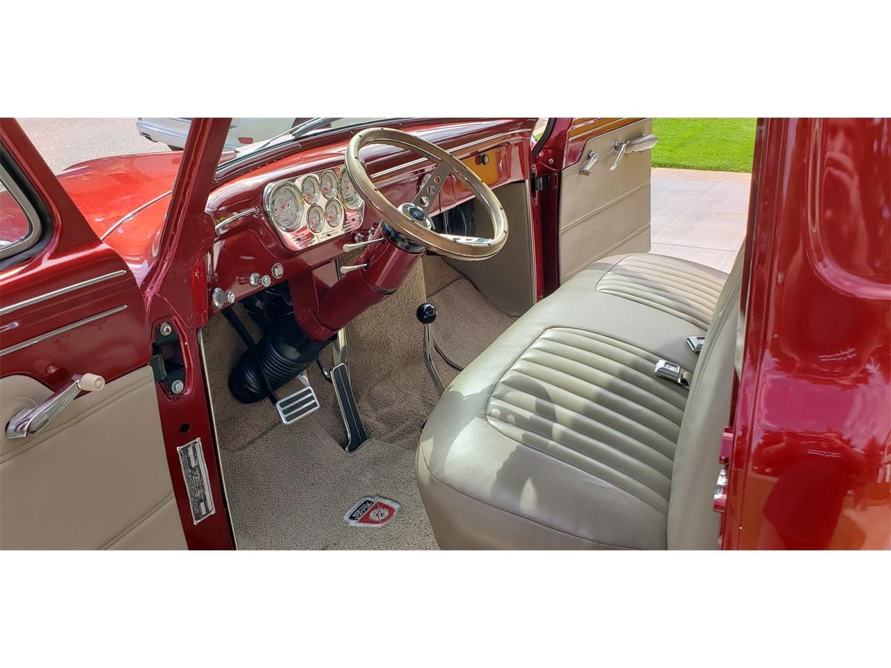 1953 Ford F100 Pickup Candy Apple Red 5.jpg