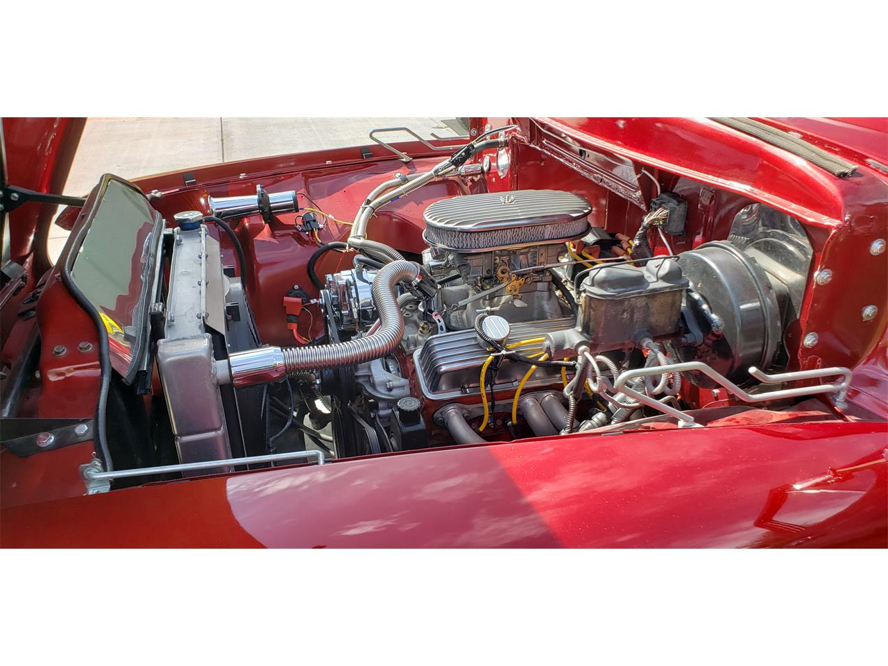 1953 Ford F100 Pickup Candy Apple Red 7.jpg