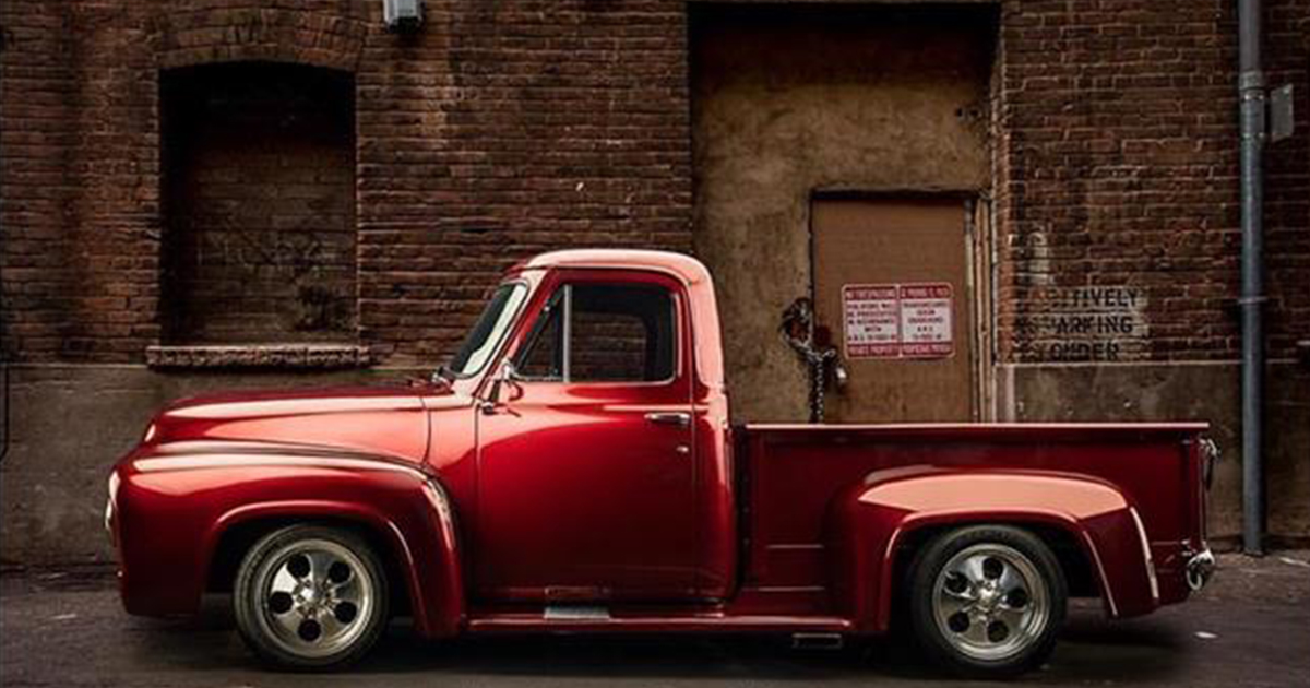 1953 Ford F100 Pickup Candy Apple Red.jpg