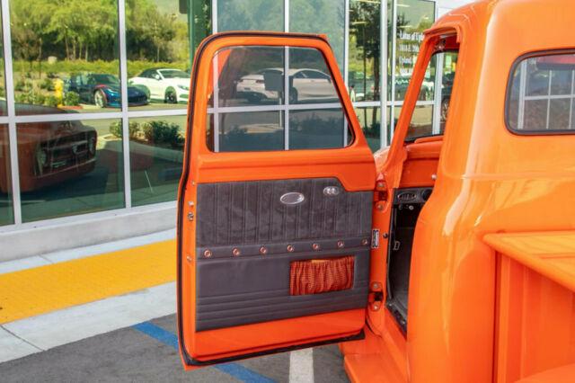 1953 Ford F100 Pickup Truck Orange 10.jpg
