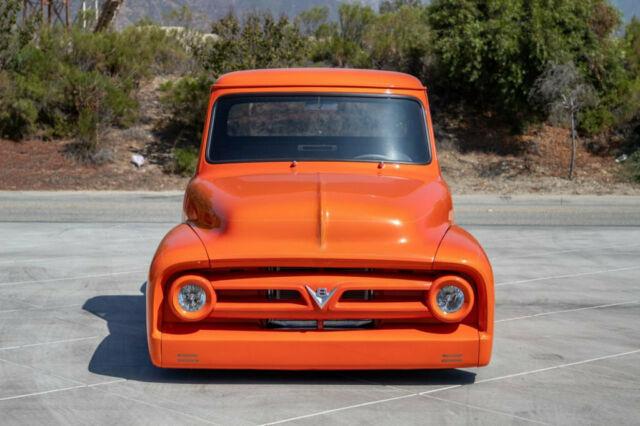 1953 Ford F100 Pickup Truck Orange 2.jpg