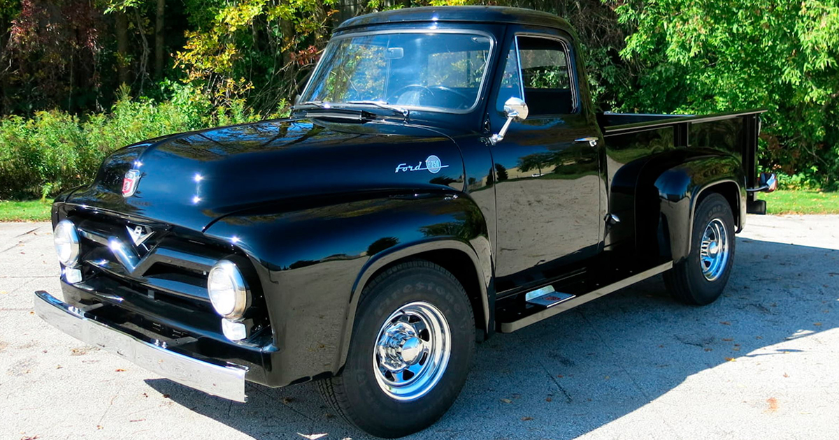 1955 Ford F250 Pickup Truck With a 239ci Tri-Power.jpg