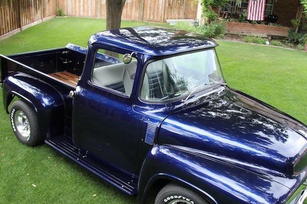 1956 Ford F100 BIG WINDOW PEARL BLUE 3.jpg
