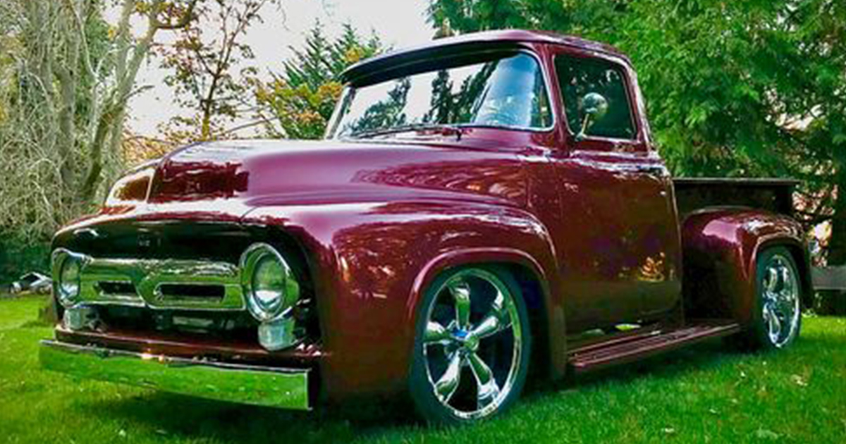 1956 Ford F100 Pickup Truck Candy Apple Red.jpg