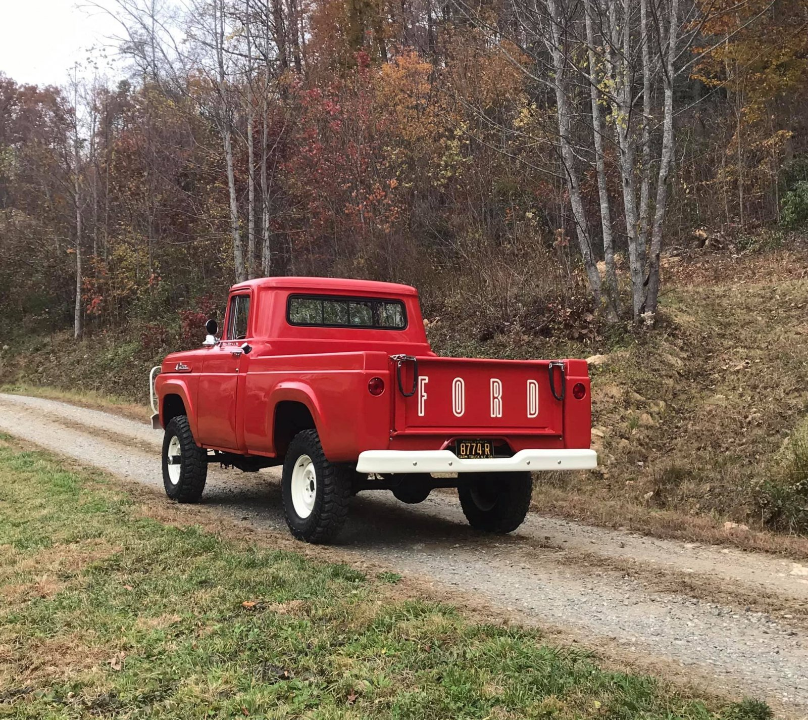 1959 Ford F100 4x4 Built From The Ground Up 15.jpg