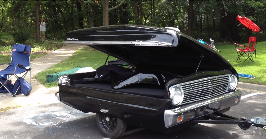 1963 Ford Falcon Retractable Hardtop The Only One Classic Car That Was Built VIDEO 2.jpg