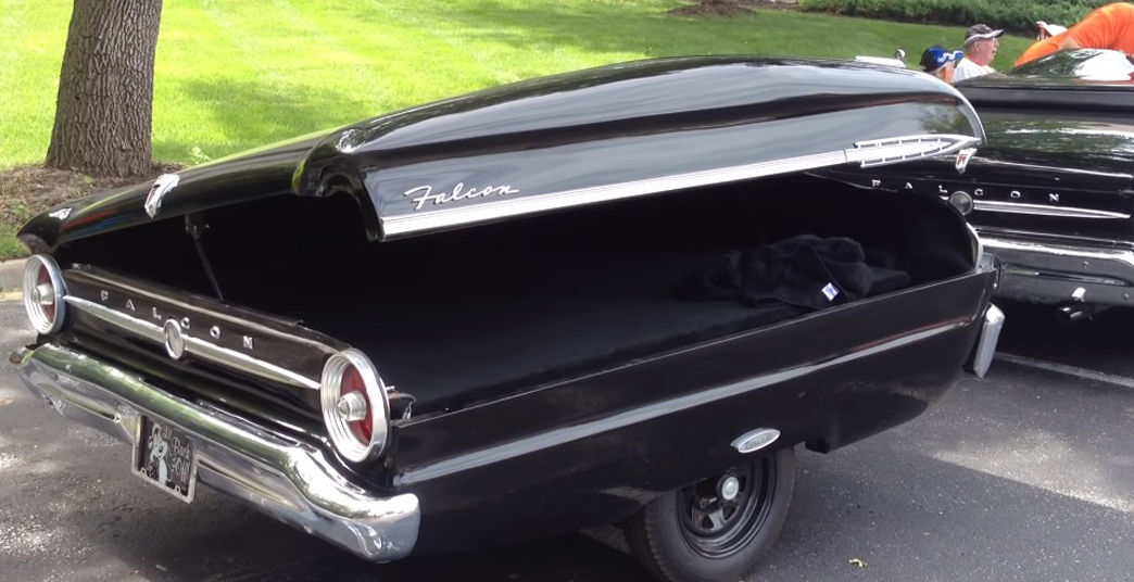 1963 Ford Falcon Retractable Hardtop The Only One Classic Car That Was Built VIDEO 3.jpg