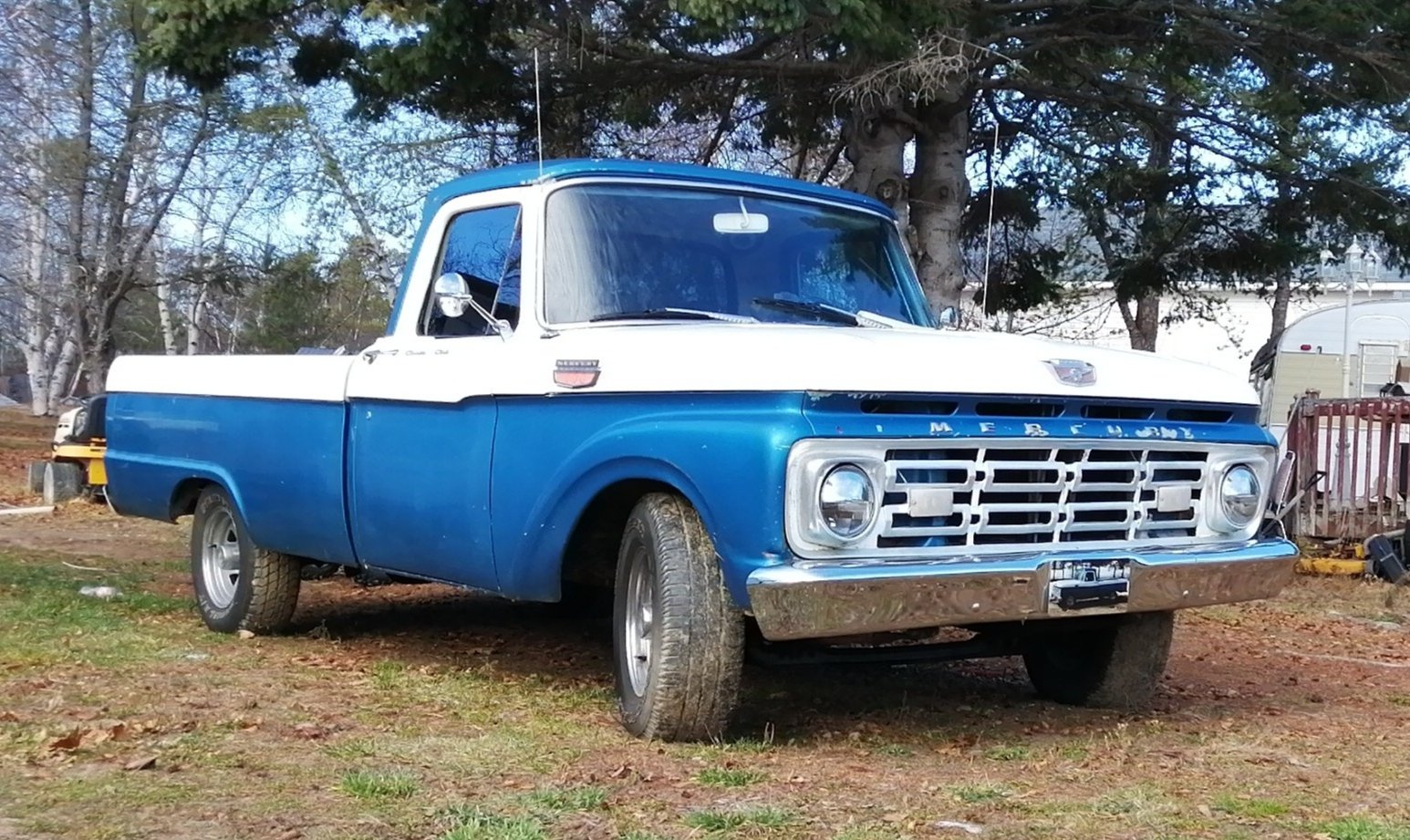 1964 Ford M100 Mercury Pickup Truck