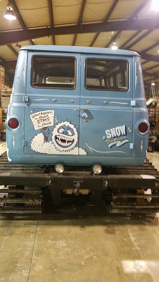1964 Ford Snow Cat Van - For Sale  11.jpg