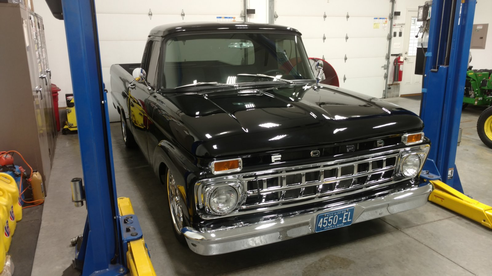 1965 Ford F100 Story About Truck Owner Todd Shackelford  13.jpg