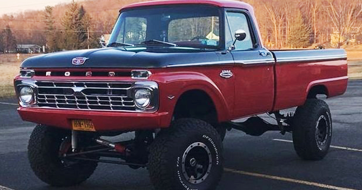 1966 Ford F100 Red & Black 4x4.jpg