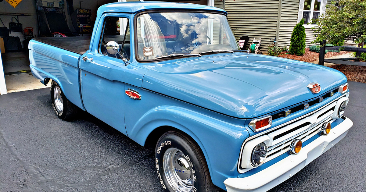 1966 Ford F100 Story About Truck Owner Chris F..jpg