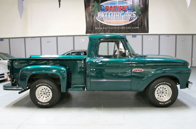 1966 Ford F100 Twin I Beam Side Step Restored 360 Engine 4.jpg