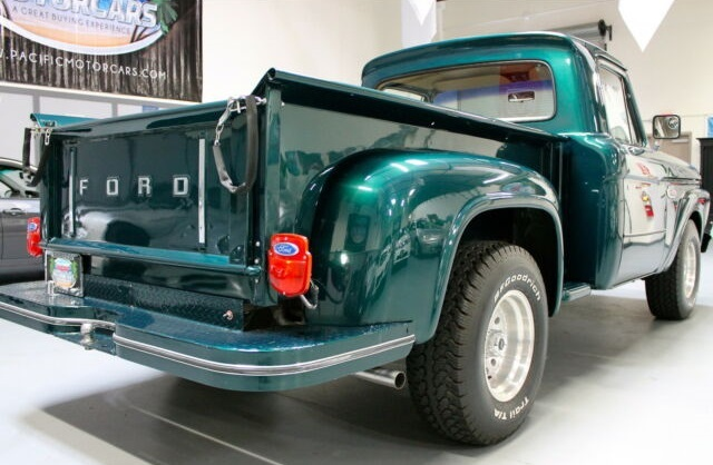 1966 Ford F100 Twin I Beam Side Step Restored 360 Engine 5.jpg