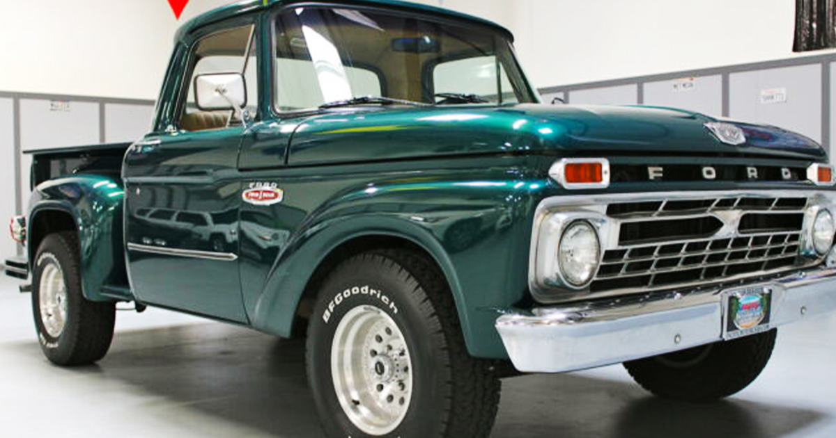 1966 Ford F100 Twin I Beam Side Step Restored 360 Engine.jpg