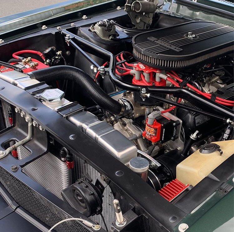 1967 Ford Mustang Fastback Dark Moss Green 9.jpg