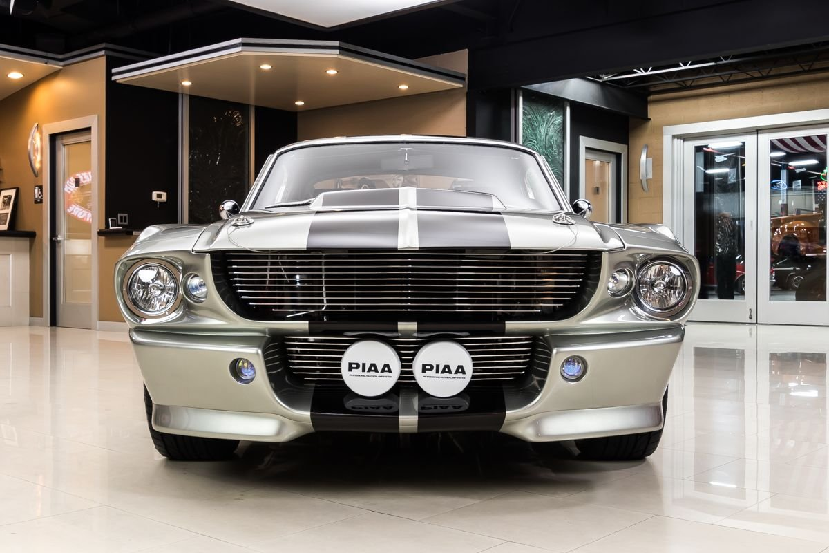 1967 FORD MUSTANG FASTBACK ELEANOR - Ford Daily Trucks