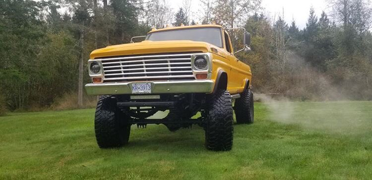 1968 Ford F350 With Harley Davidson Edition Seat 11.jpg
