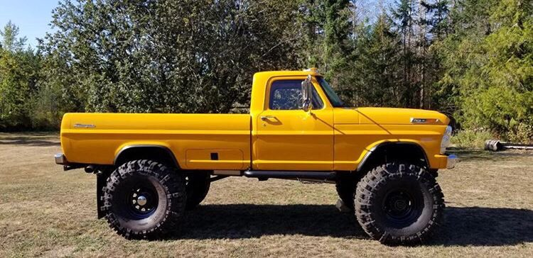 1968 Ford F350 With Harley Davidson Edition Seat 2.jpg