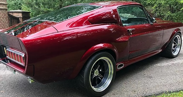 1968 Ford Mustang Boss 520 With 8 Stack Fuel Injection 13.jpg