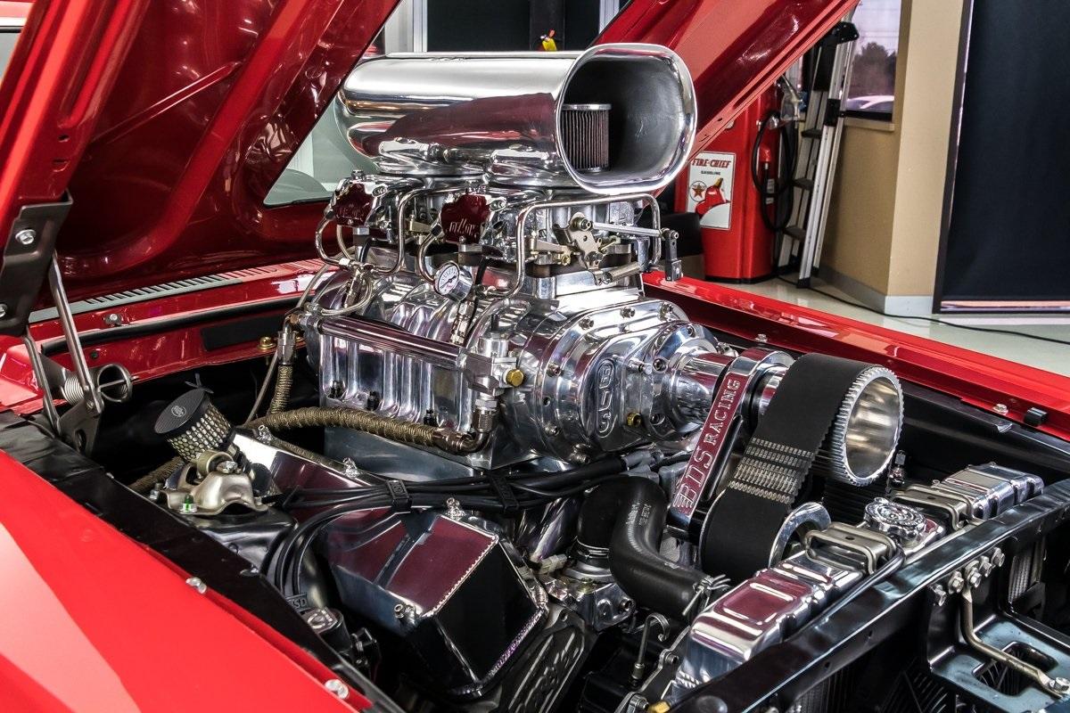 1968 Ford Mustang Fastback 514cid Blower 8-71 Supercharger 7.jpg