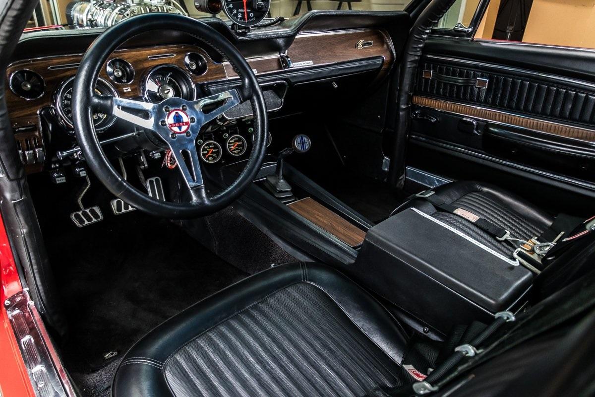 1968 Ford Mustang Fastback 514cid Blower 8-71 Supercharger 8.jpg