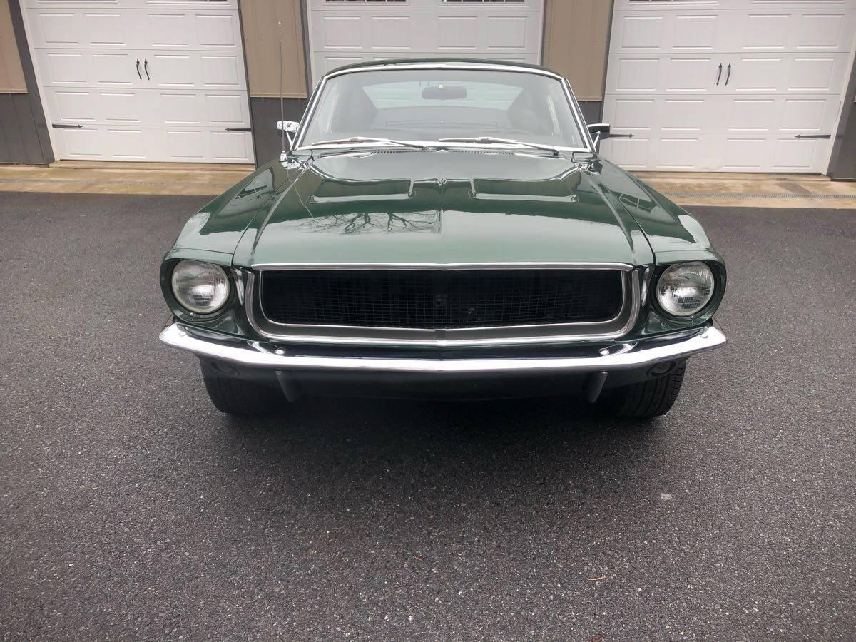 1968 Ford Mustang Fastback Bullitt Tribute 3.jpg