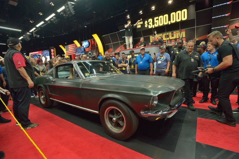 1968 Ford Mustang Fastback GT390 Driven By Steve McQueen Sold For $3.7 Million 3.jpg