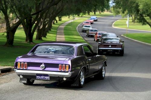 1969 Ford Mustang Hardtop Wild Violet Purple 2.jpg