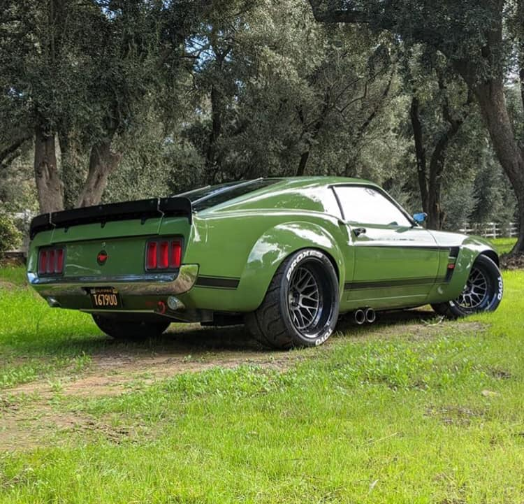 1970 Ford Mustang Built From The Ground Up The Ruffian Mustang.jpg