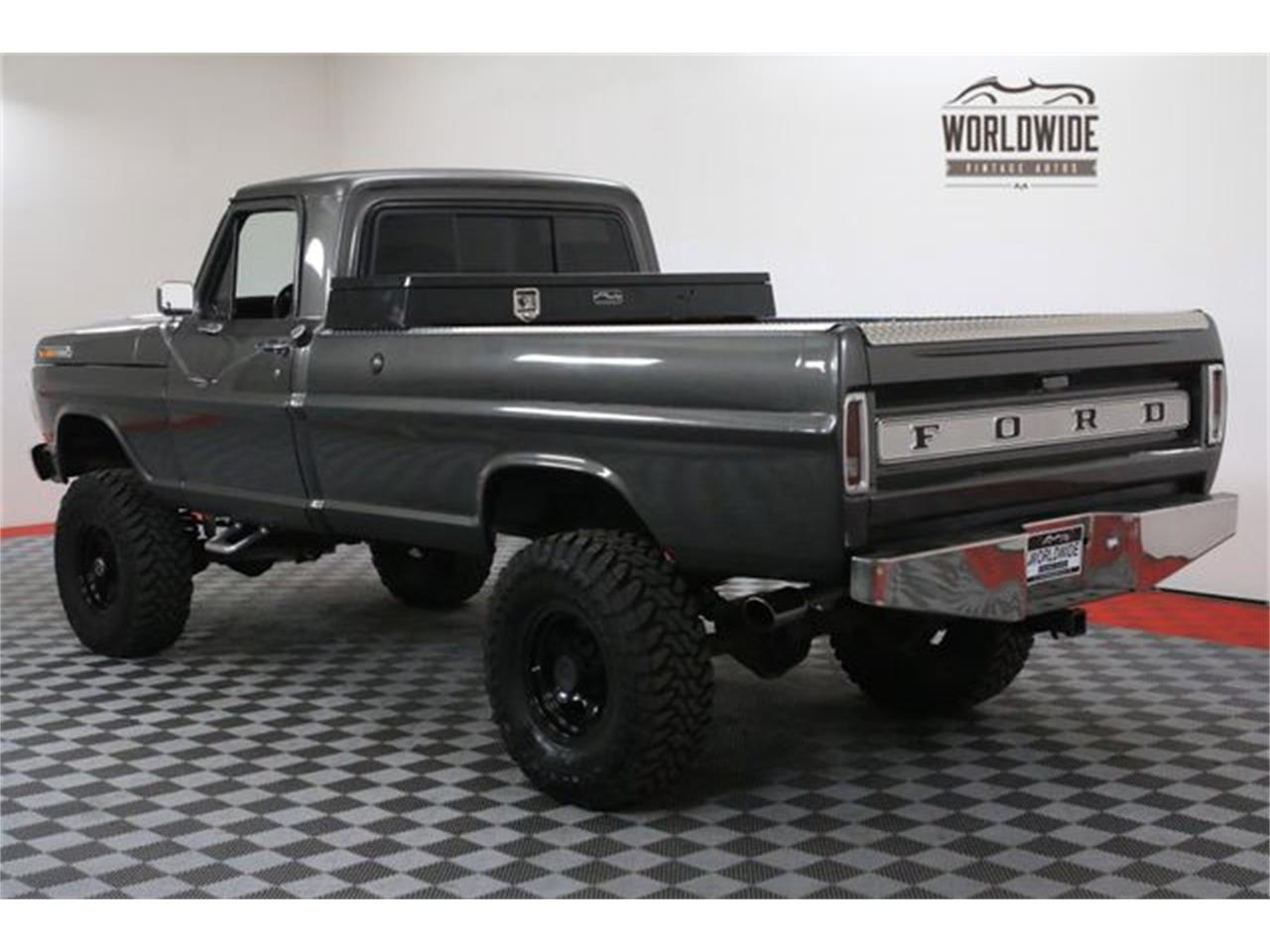 1971 Ford F-100 390 V8  Dark Gray  3.jpg