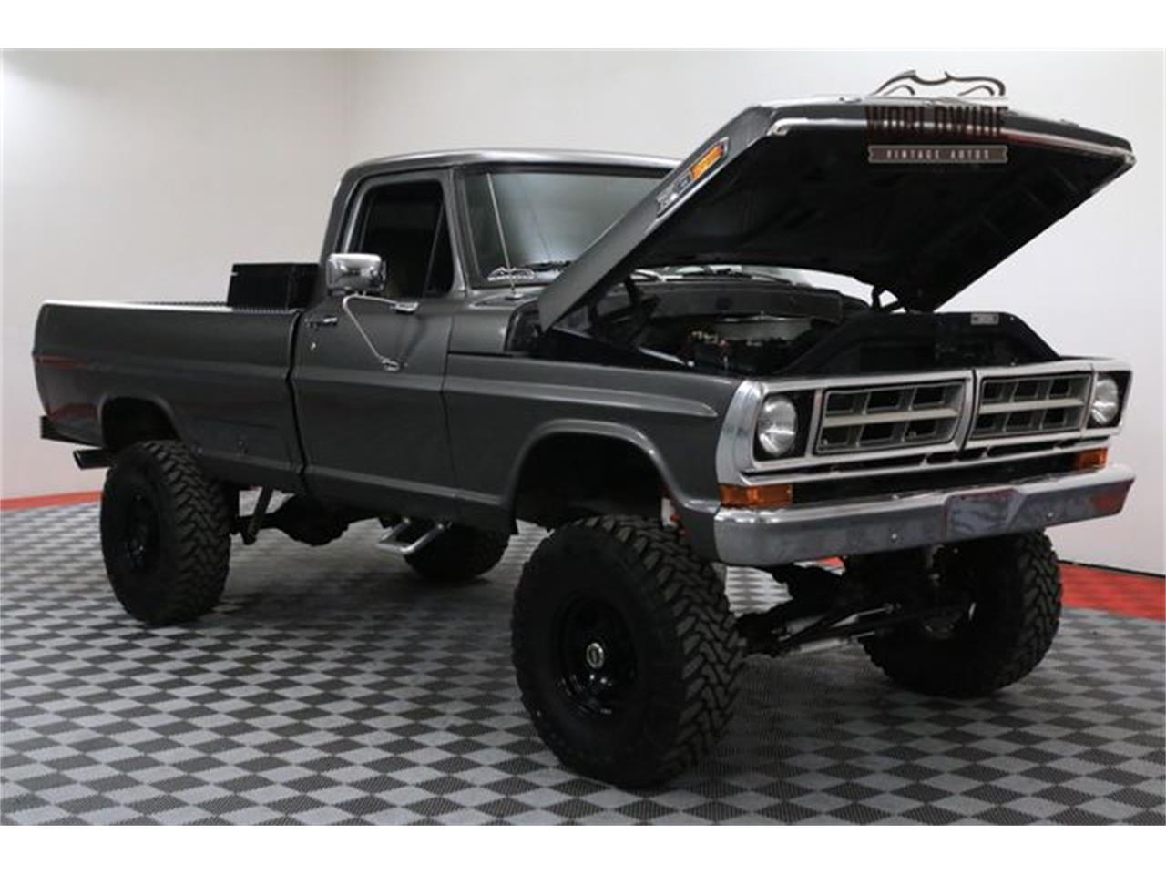 1971 Ford F-100 390 V8  Dark Gray  7.jpg