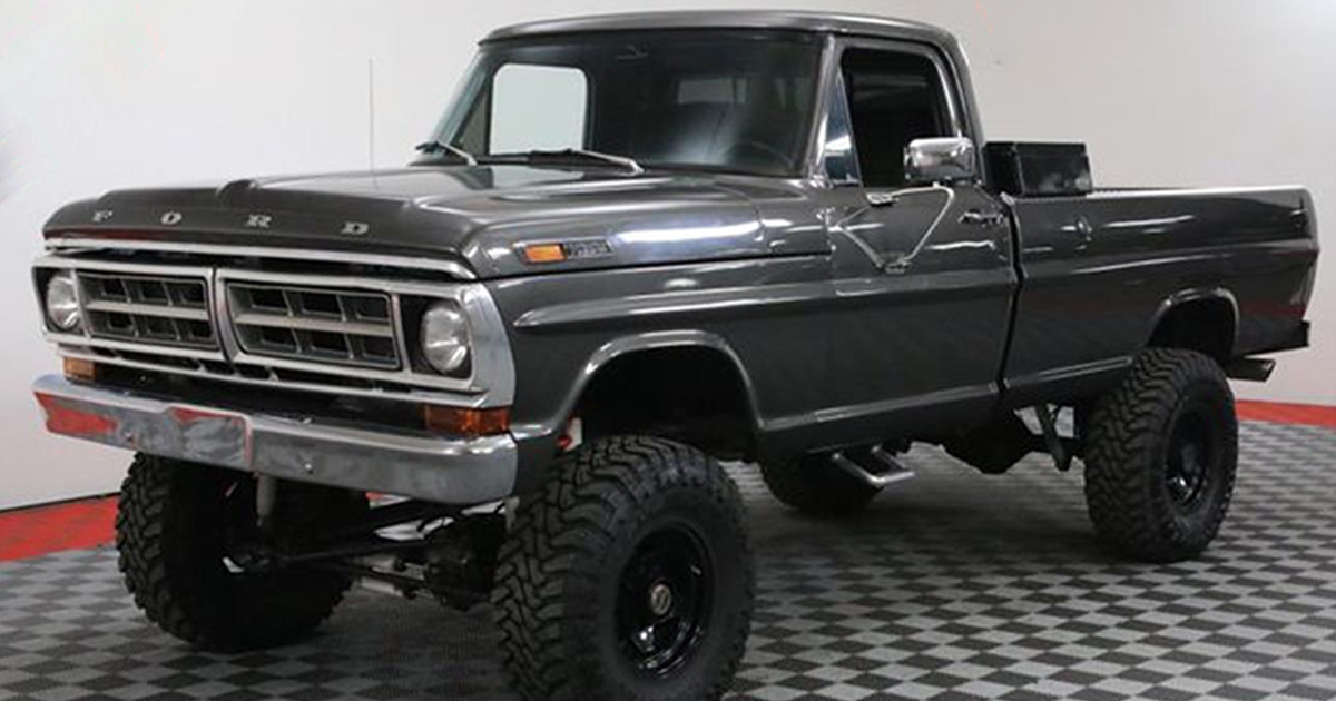 1971 Ford F-100 390 V8  Dark Gray .jpg